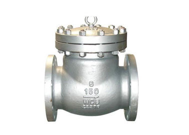 Full Opening Swing Check Valve Full Face With RF Flange Ends 600 Class As Per ASME B 16.34