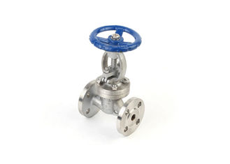 Wcb Flexible Wedge 4 Inch Gate Valve , Carbon Steel API 600 Gate Valve